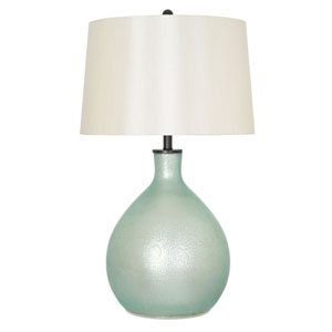 Addison Painted Green LED Table Lamp