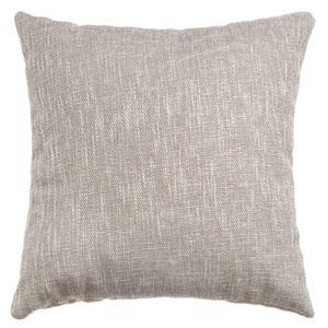 Archer Linen 8 x 8 In. Soft Tweed Linen Decorative Pillow