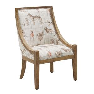 Bracken Stone Brown 38-Inch Chair