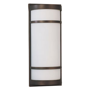 Brio Oil-Rubbed Bronze LED Wall Sconce
