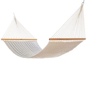 Pawleys Island Cove Pebble Quilted Fabric Hammock- Large
