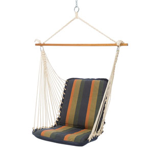 Pawleys Island Gateway Aspen Cushioned Single Swing