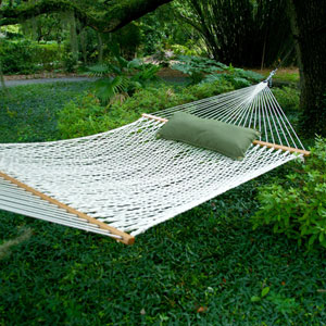 Rope Hammock Polyester Deluxe
