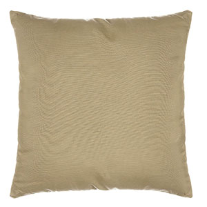 Pillow Sunbrella Square Large Spectrum Sand