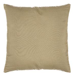 Pillow Sunbrella Square Extra Large Spectrum Sand