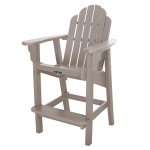 Essentials Weatherwood Counter Chair