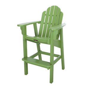 Essentials Lime High Dining Chair