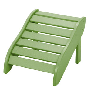 Lime Foot Rest