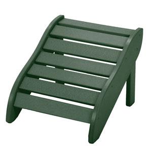 Green Foot Rest