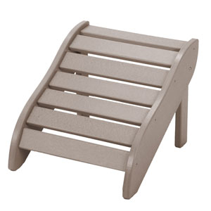 Weatherwood Foot Rest