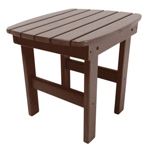 Chocolate Side Table