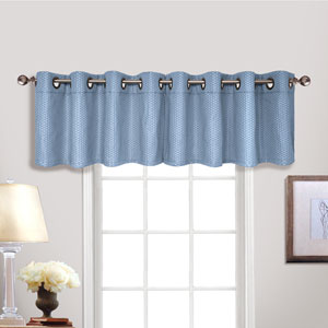 Hamden Blue 18 x 54 In. Topper