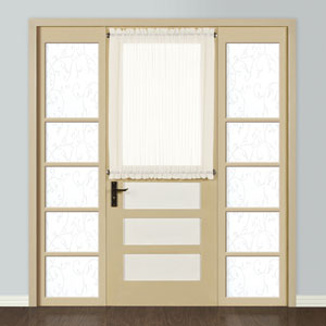 Monte Carlo Egg 40 x 59 In. Door Panel