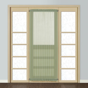 Monte Carlo Sage 72 x 59 In. Door Panel