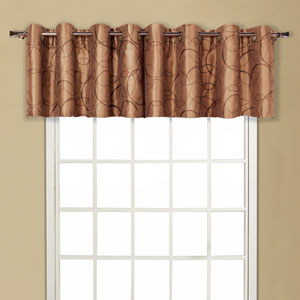 Sinclair Taupe 18 x 54 In. Topper