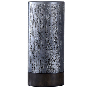 Bryan keith Black Nickel One-Light Table Lamp