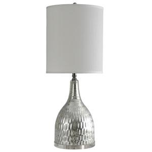 Jane Seymour Silver Mercury One-Light Table Lamp