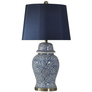 Blue Ivy One-Light Table Lamp