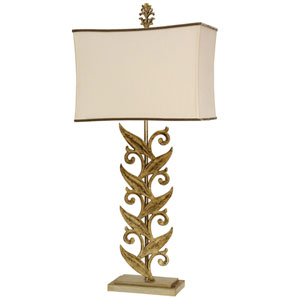 Sansa Cream One-Light Table Lamp