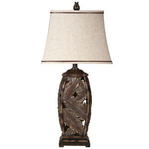 Bermuda Brown One-Light Table Lamp