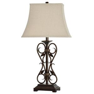 Alhandra One-Light Table Lamp