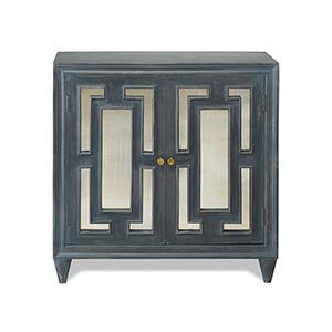 Linden Charcoal Door Cabinet
