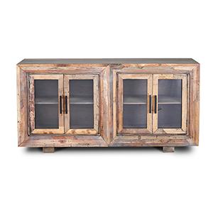 Hughes Natural Door Sideboard