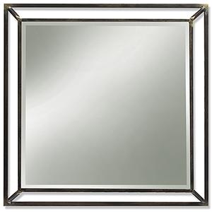 Webster Iron Mirror