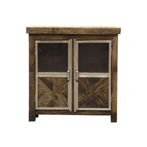 Ayers Reclaimed Wood Cabinet