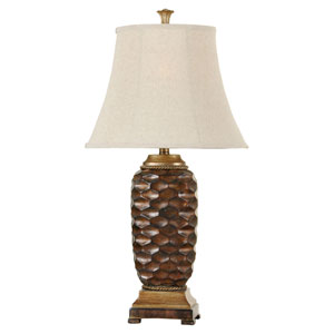Winthrop Gold One-Light Table Lamp