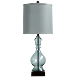 Asteria Blue One-Light Table Lamp