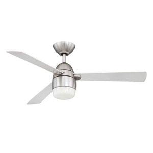 Antron Satin Nickel 42-Inch LED Ceiling Fan