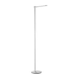 Dova Aluminum 56-Inch Integrated LED Adjustable Floor Lamp