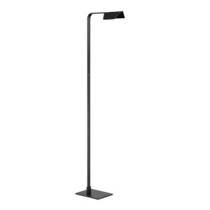Mera Black 55-Inch Integrated LED Floor Lamp