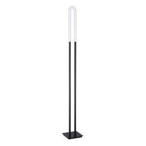 Razz Black 70-Inch Integrated LED Floor Lamp
