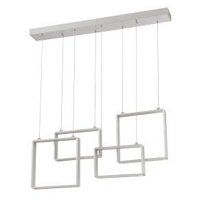 Quadron Aluminum 36-Inch Integrated LED Pendant