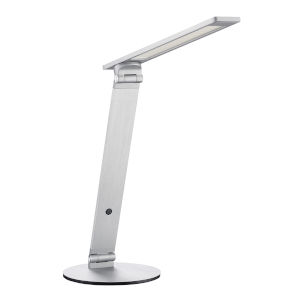 Jexx Brushed Aluminum Integrated LED Desk Lamp