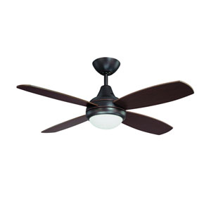 Aviator 42-Inch Copper Bronze with Matching Blades Ceiling Fan