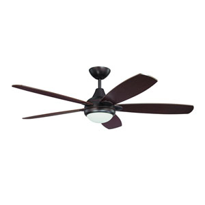 Espirit 52-Inch Copper Bronze with Matching Blades Ceiling Fan