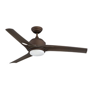 Magnum 52-Inch Oil Rubbed Bronze with Matching Blades Ceiling Fan