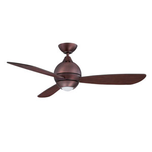 Sphere 2 44-Inch Oil Brushed Bronze with Matching Blades LED Ceiling Fan