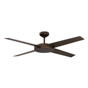 Lopro 52-Inch Architectural Bronze LED Ceiling Fan