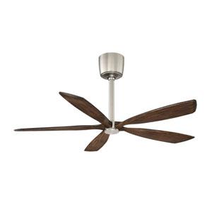 Phantom 54-Inch Satin Nickel LED Ceiling Fan