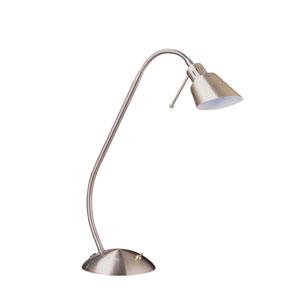 Oslo Antique Brass One-Light Task Lamp
