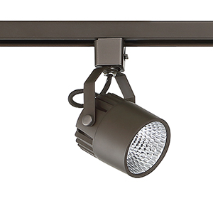 Oil Rubbed Bronze LED Track Head