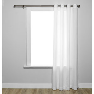 Elm Winter White 84 x 54 In. Lined Panel