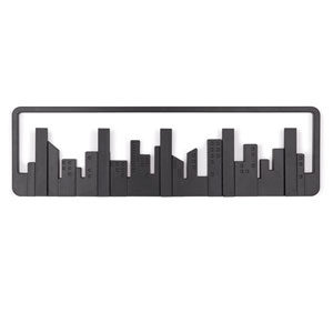 Skyline Multiple Hook Coat Rack