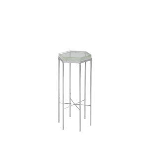 Stainless Steel Stewart Chair Side Table