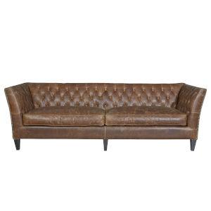 Duncan Brown 98-Inch Sofa