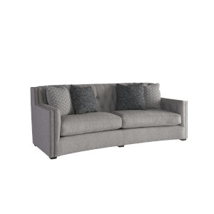 Tessa Gray 92-Inch Sofa